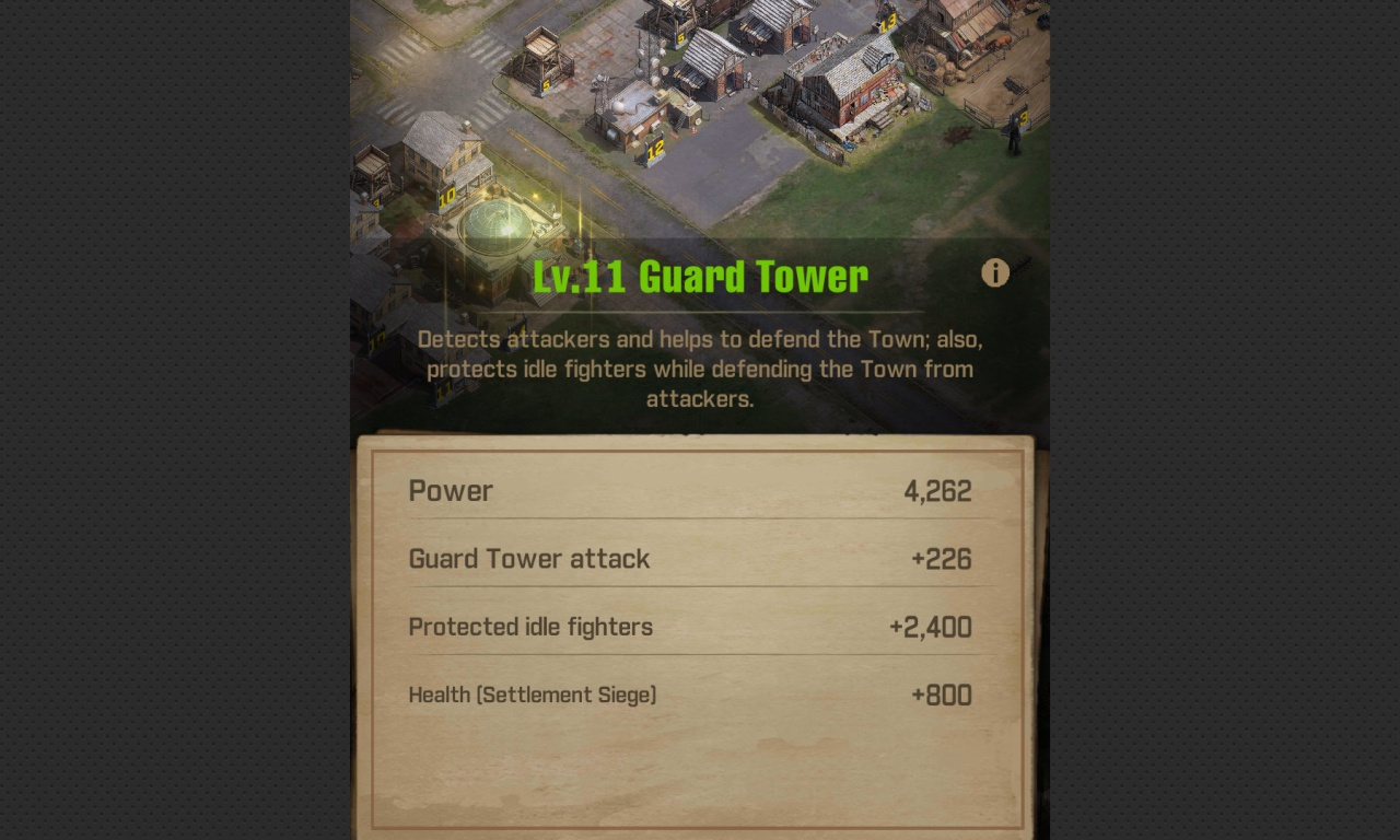 TWD Survivors How to Defend Guard Tower
