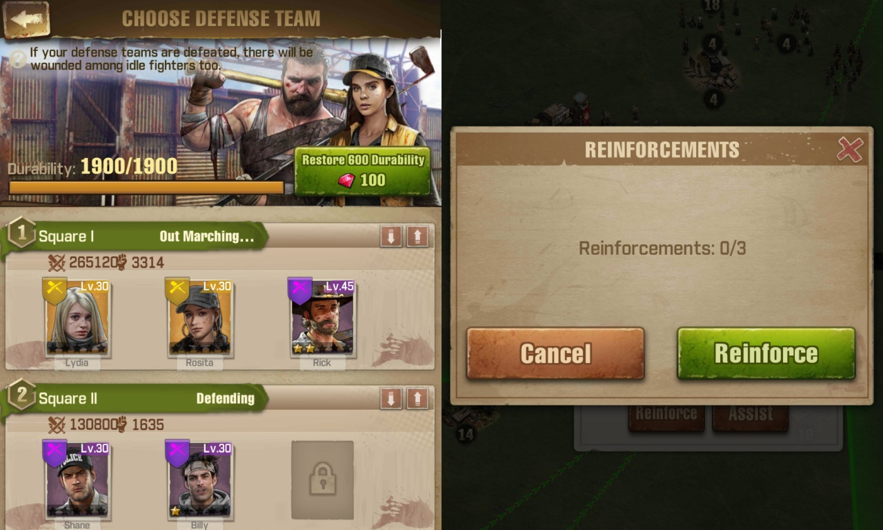 TWD Survivors How to Defend Guide