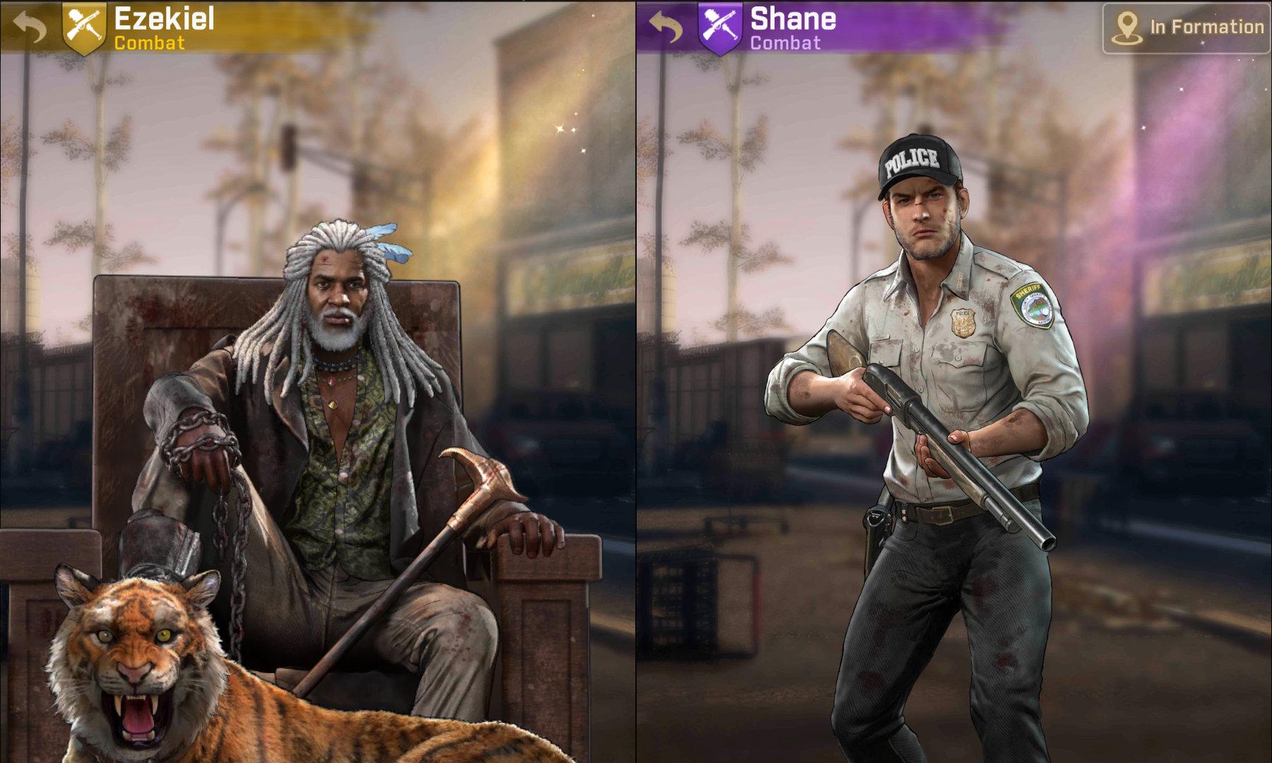 The Walking Dead Survivors Best Survivors Tip 2