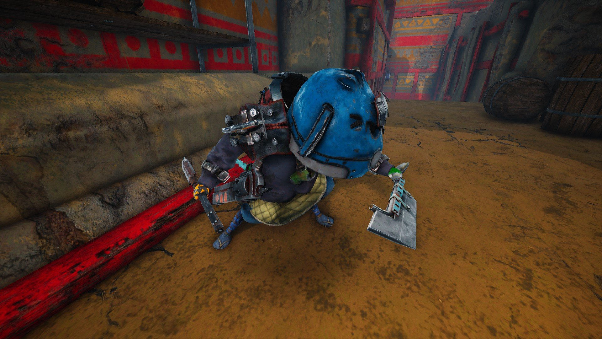 Biomutant - How to Dual-Wield Melee Weapons