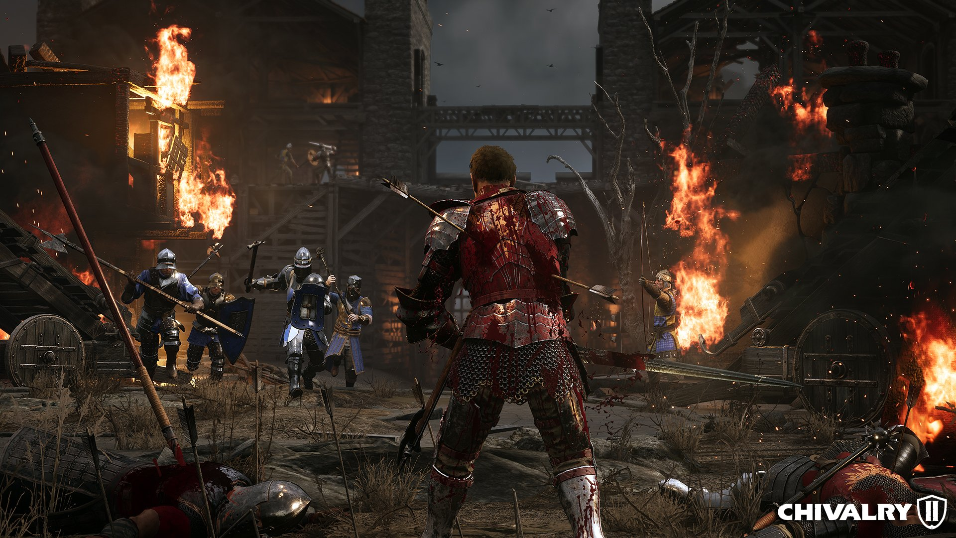 Chivalry 2 - Self Revive Tip