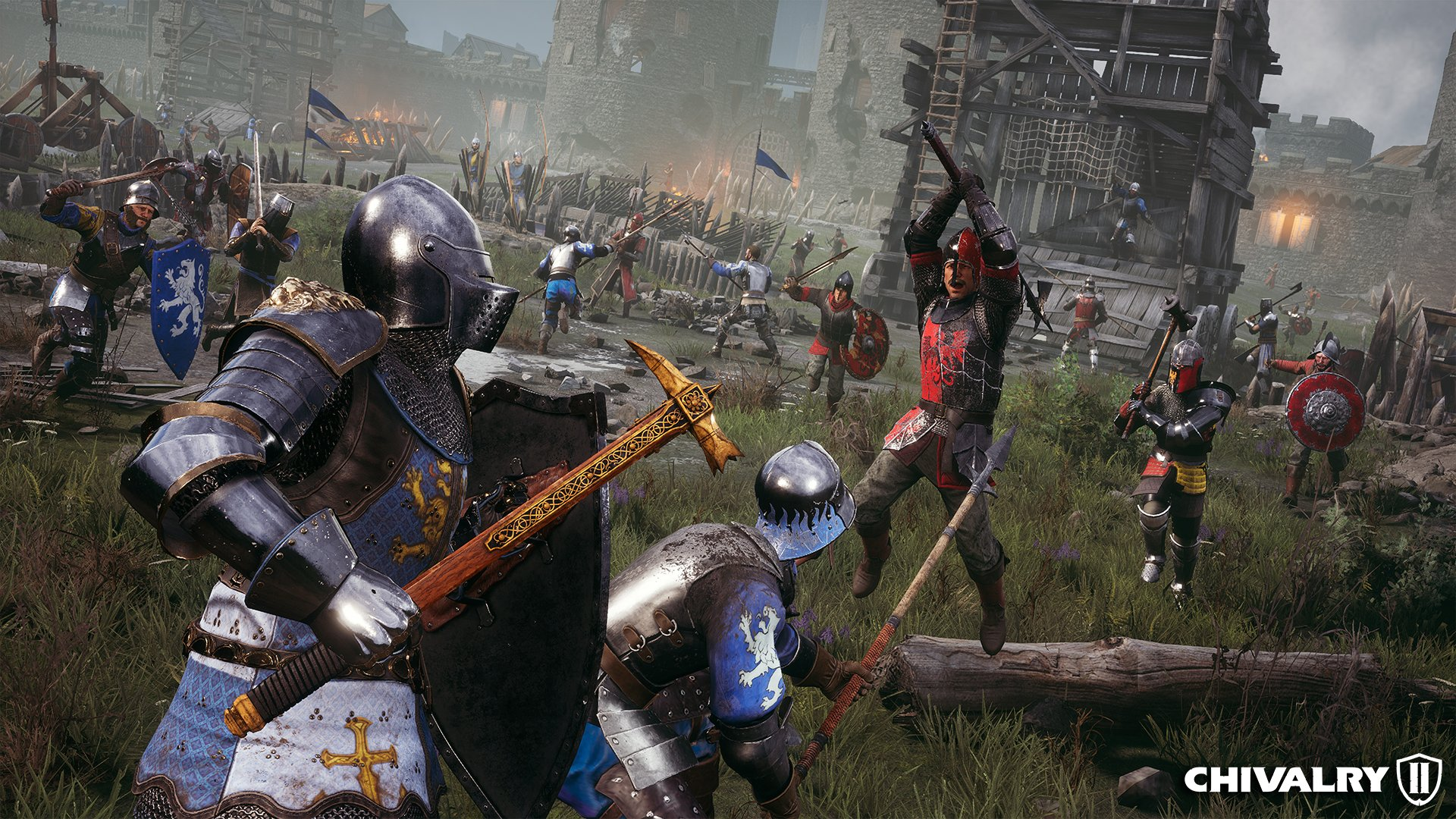 Chivalry 2 - How to Change Loadouts