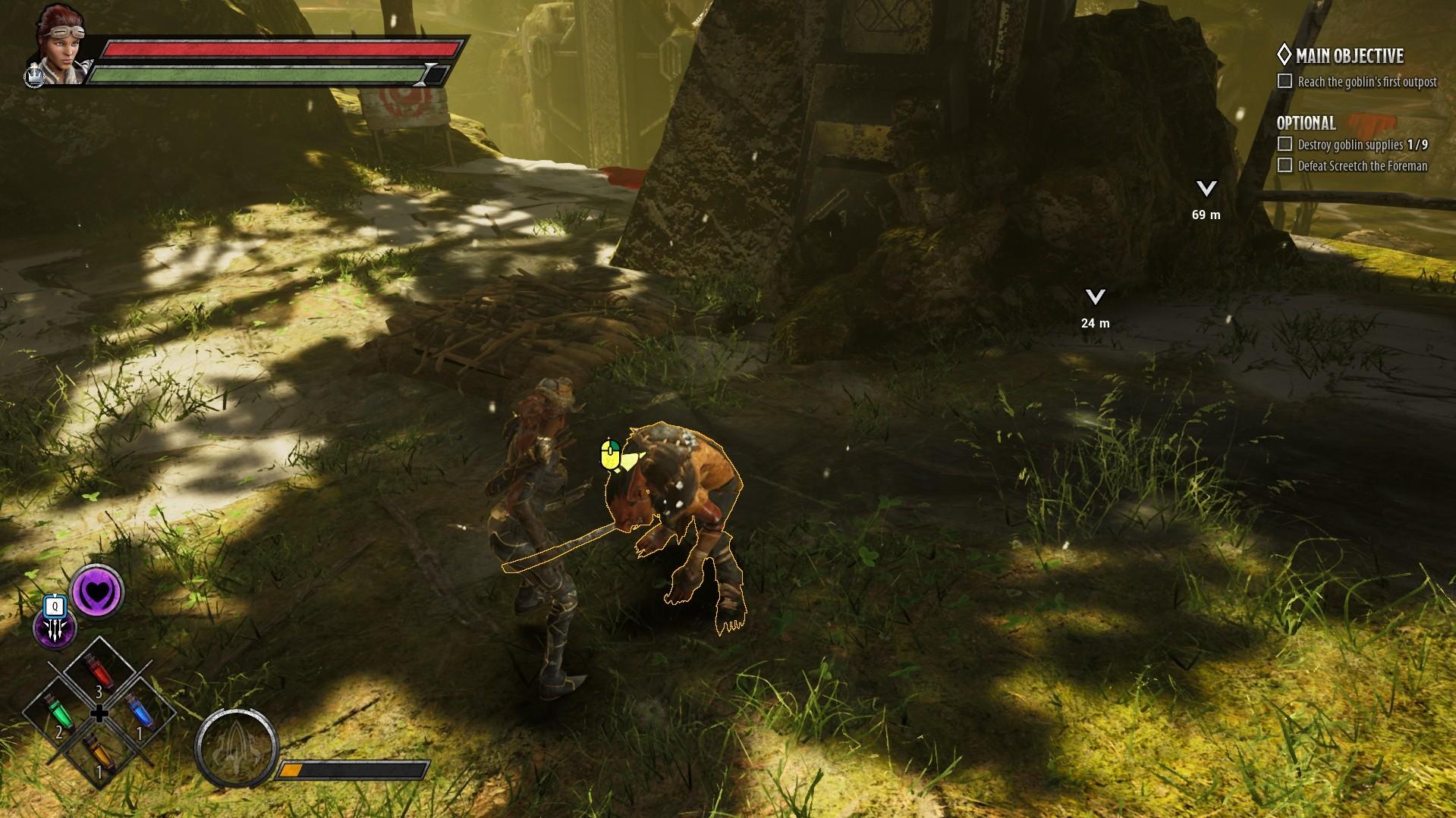 Dark Alliance - Execute Screenshot