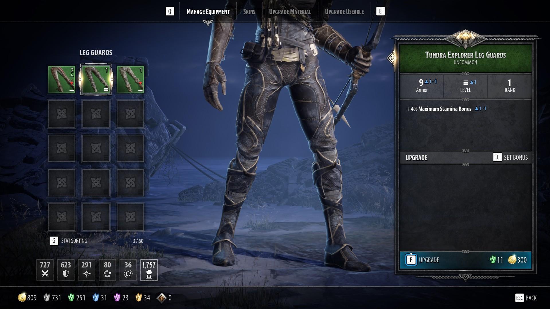 Dark Alliance - How to Upgrade Gear
