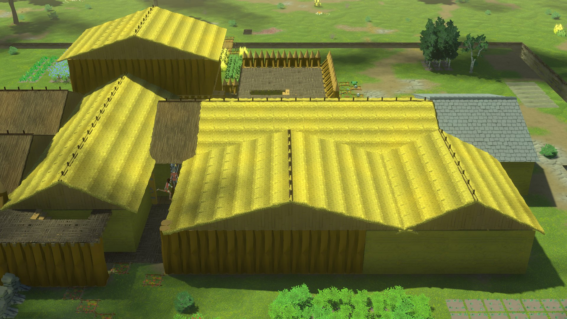 Going Medieval - How to Build a Roof Guide