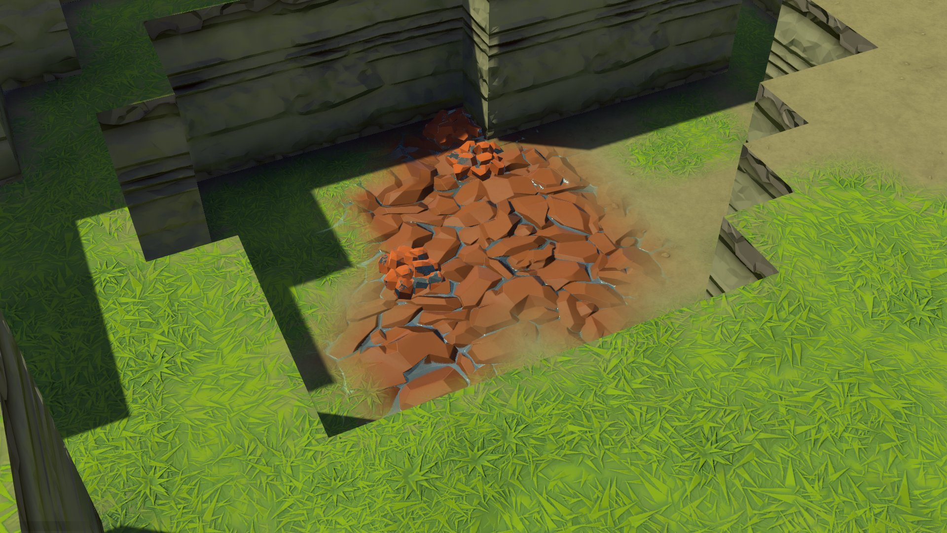Going Medieval - How to Find Iron