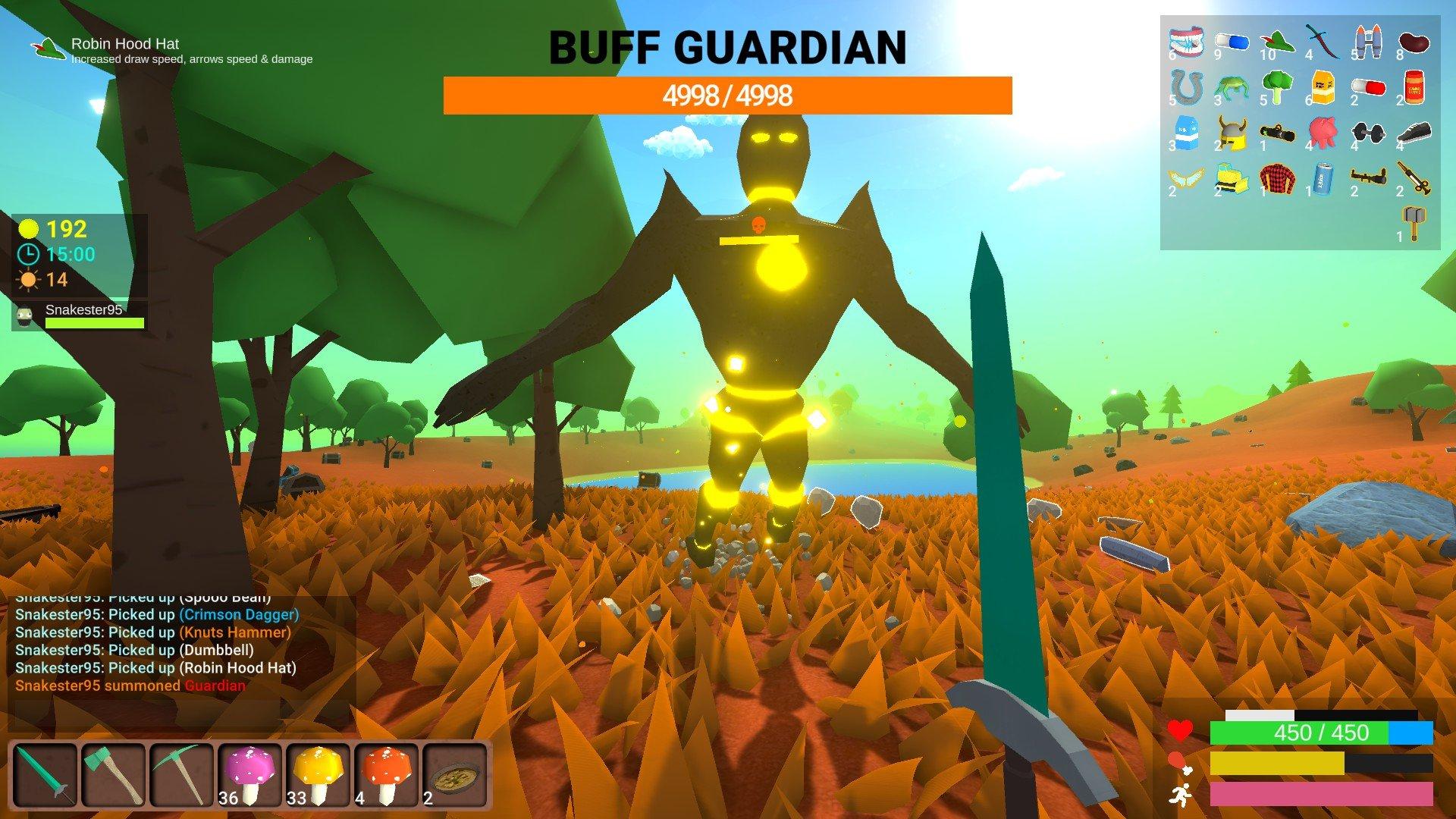 Muck - Guardian Boss Screenshot
