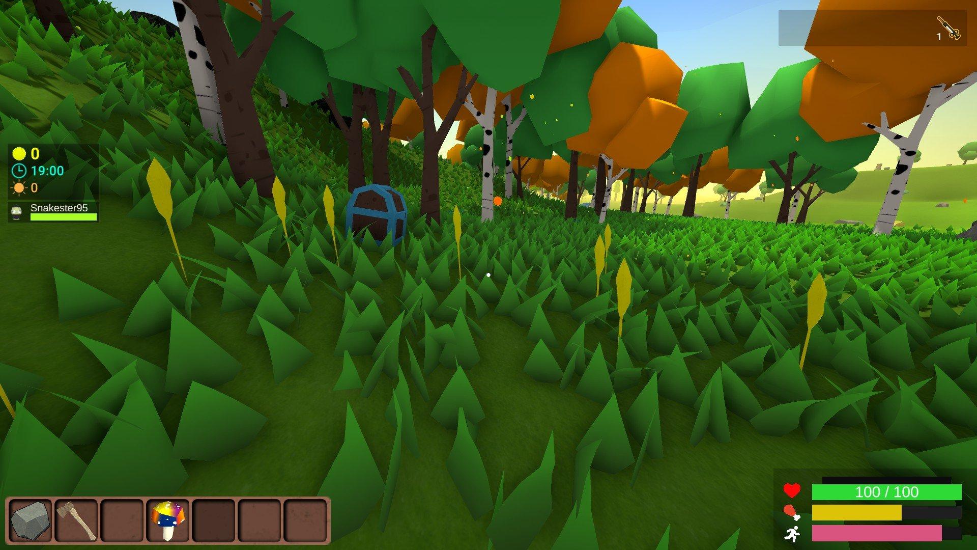 Muck - Wheat Screenshot Rope