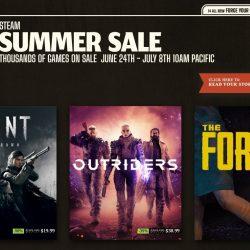 Steam Summer Sale 2021 Deals