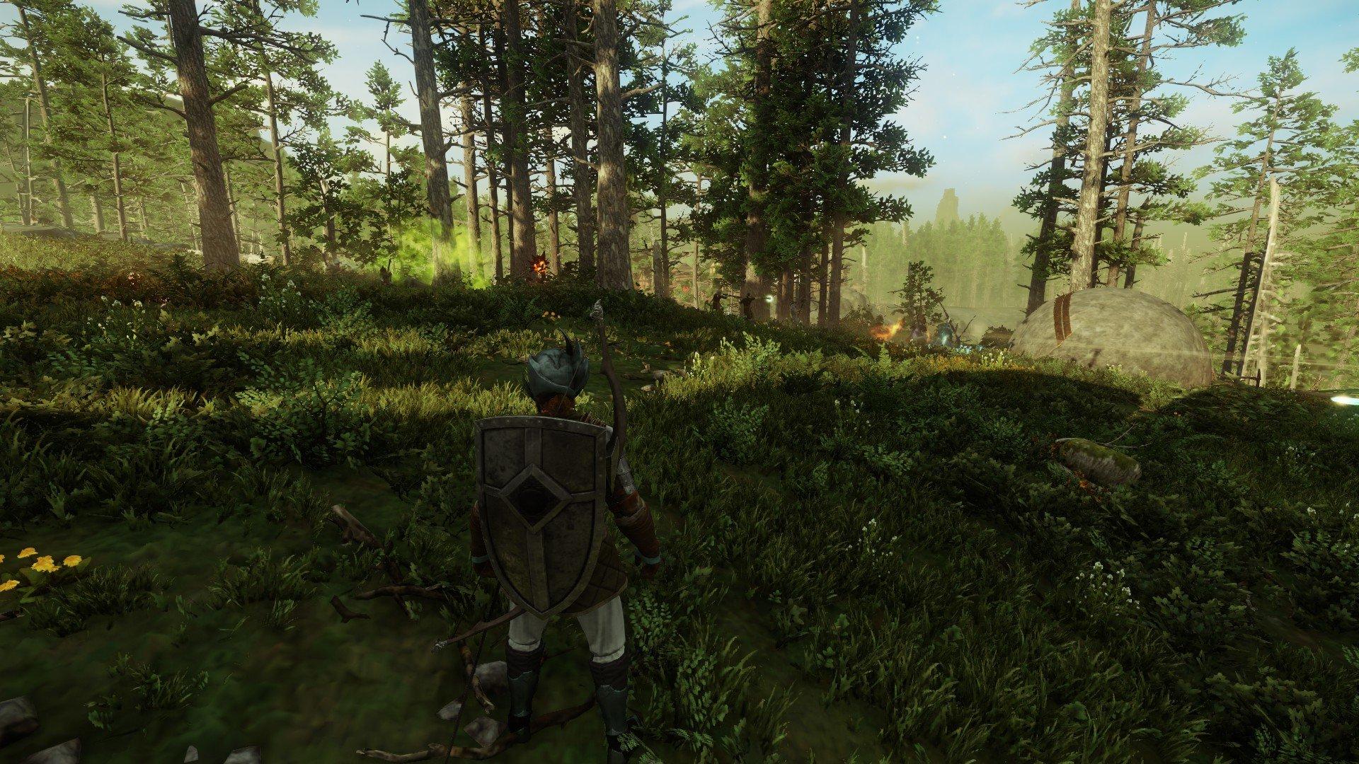New World - Forest Screenshot Players