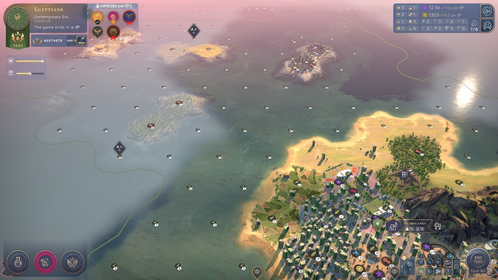 Humankind - Coastal Water Embark