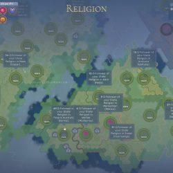 Humankind - Religion Spreading Screenshot