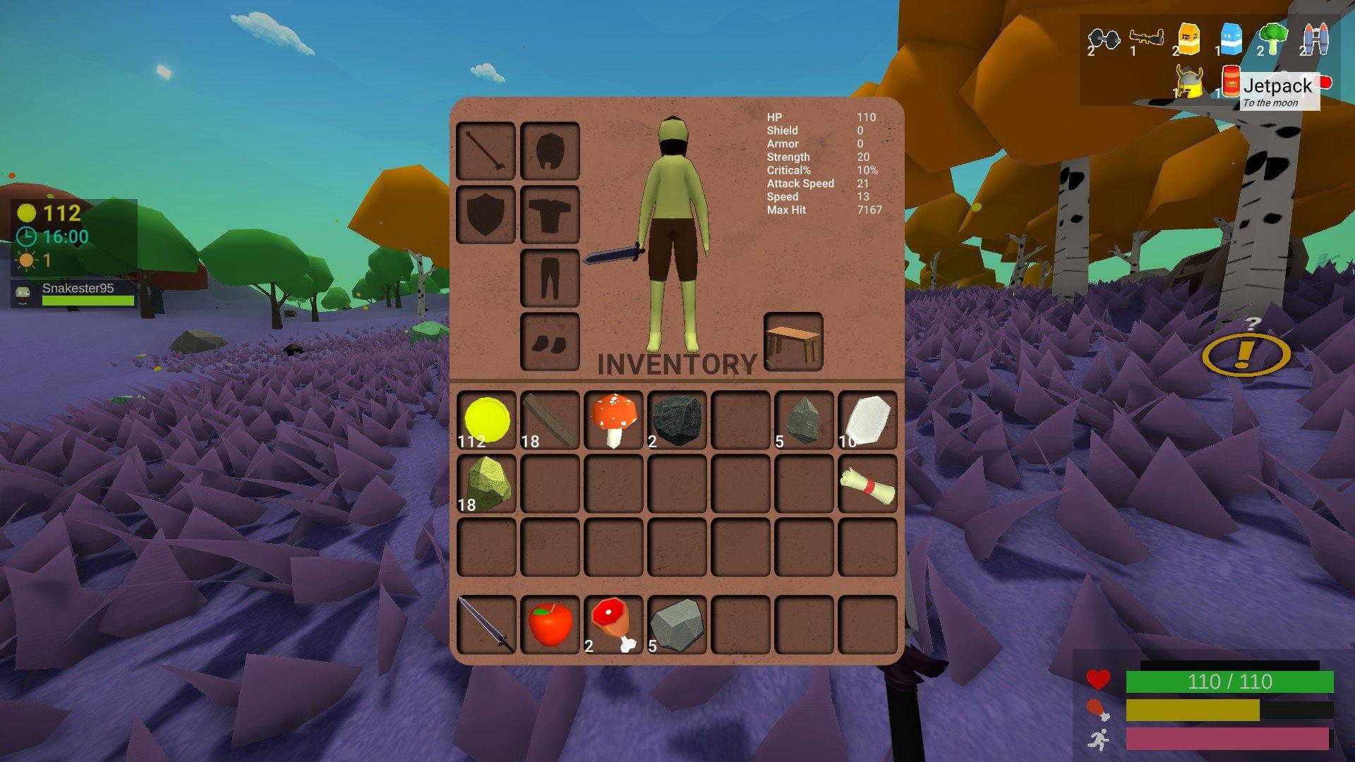 Muck - Wolfskin Item Screenshot