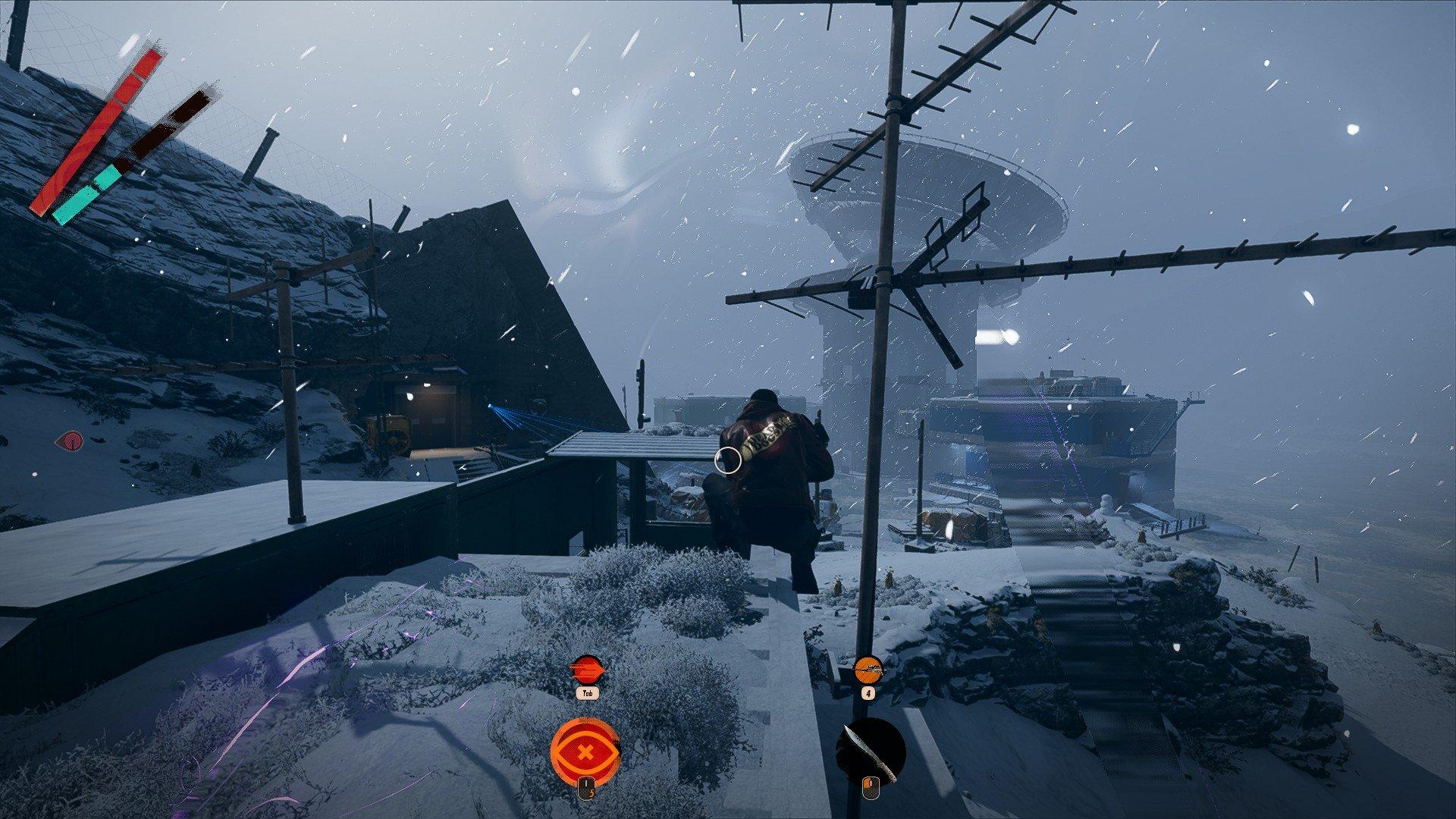 Deathloop - Machete Screenshot Tip
