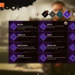 Deathloop - Purple Character Trinkets