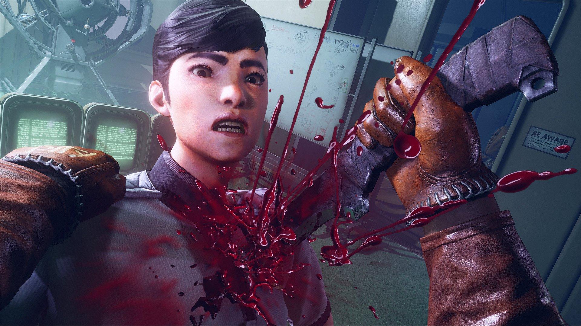 Deathloop - Save Scumming Game Screenshot