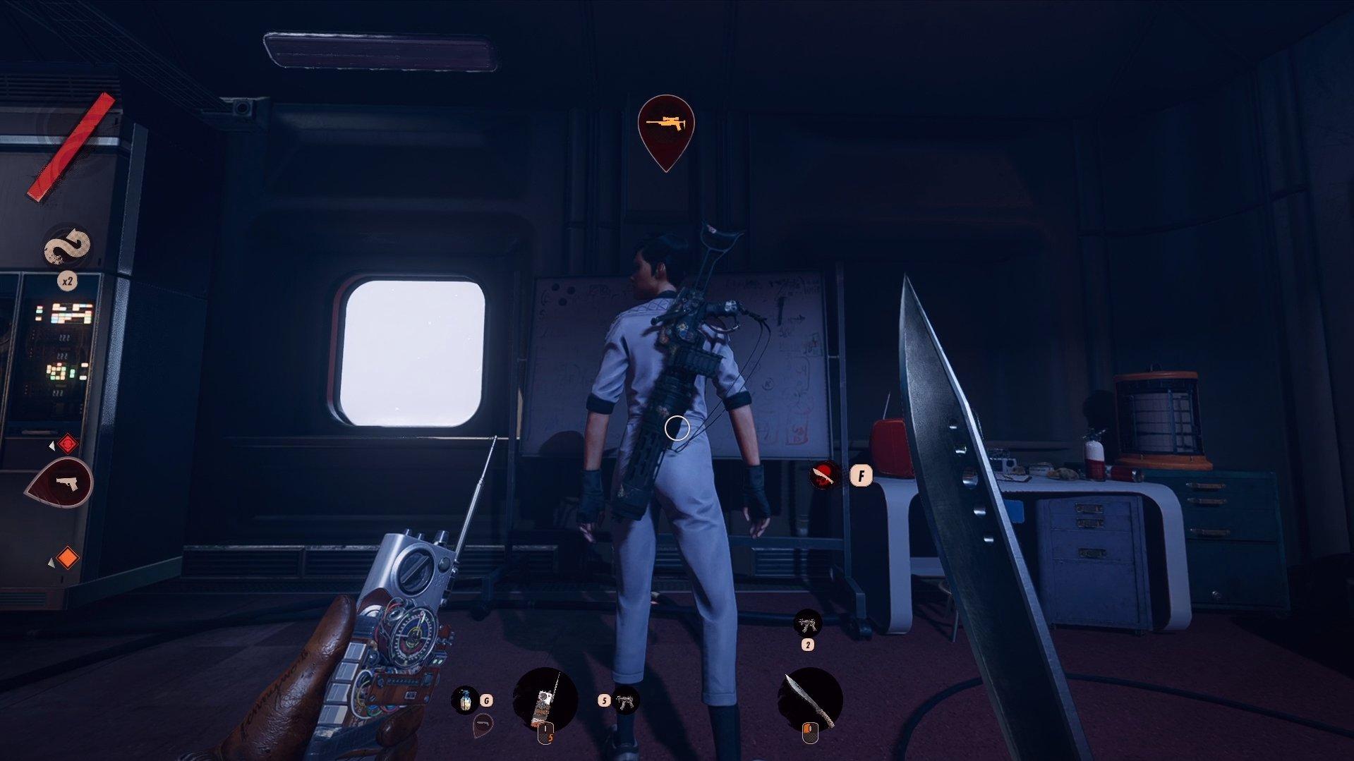 Deathloop - The Complex Wenji Screenshot