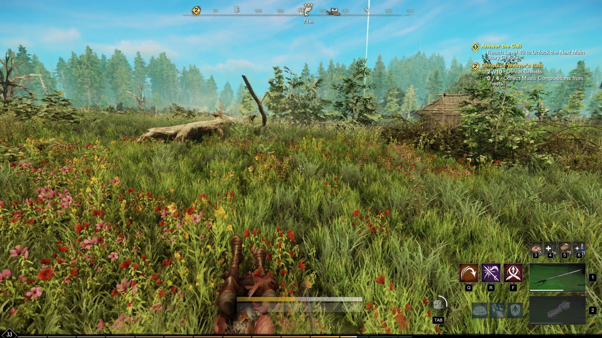 New World - Dodge Animation Screenshot
